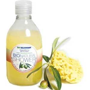 BIO NATURAL BODY WASH